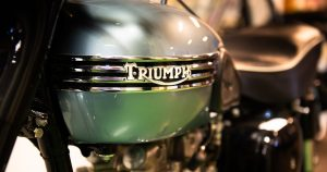Triumph motor